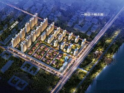 碧桂园·华附凤凰城效果图